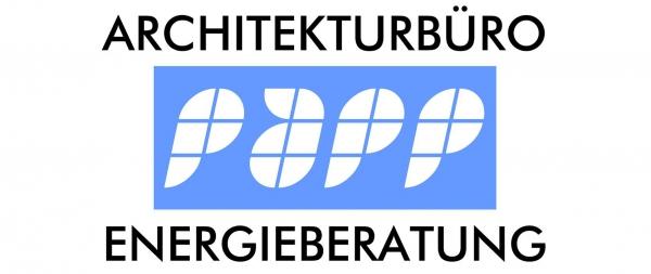 Logo Architekturbüro + Energieberatung PAPP