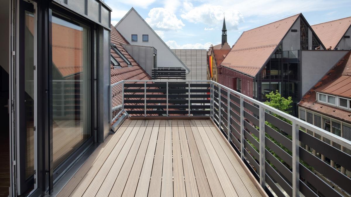 Umbau Neue Straße | Wohnungsbau, Ulm