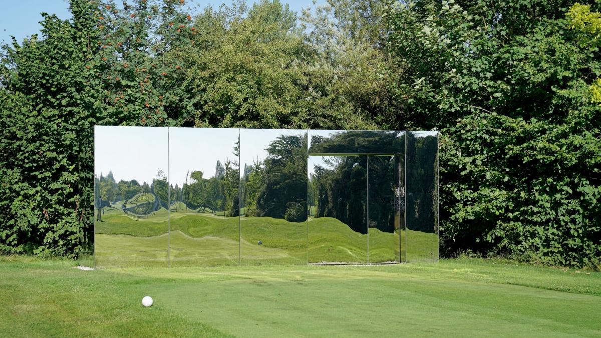 Wetterschutzhütte New Golf Club, Neu-Ulm