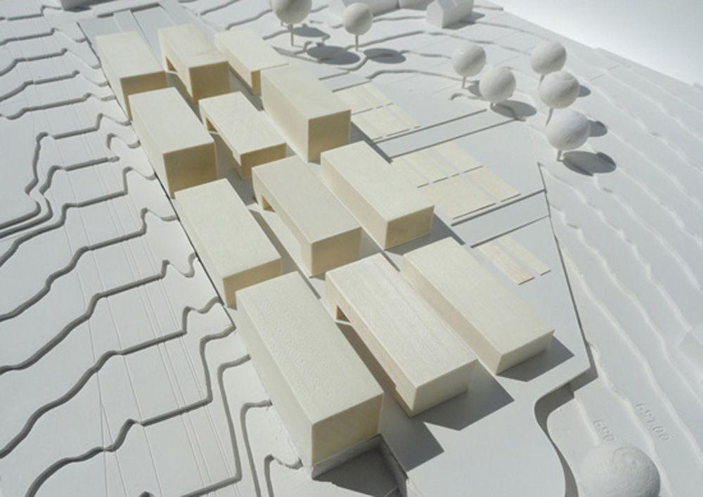 Wettbewerb Baubetriebshof Freudenstadt (2012)
