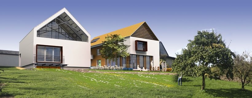 Neubau zweier Einfamilienhäuser