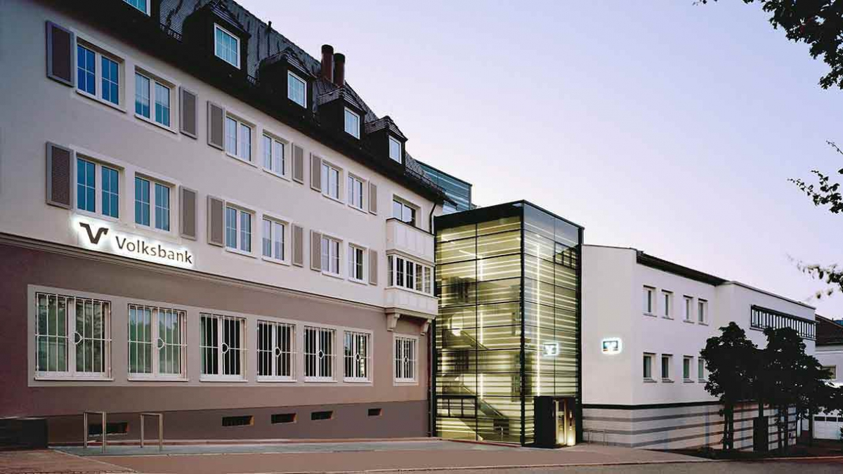 Umbau Volksbank – Freudenstadt (2015)