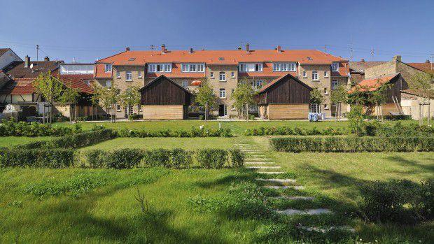 Beispielhaftes Bauen | Architektenkammer Baden-Württemberg | Ausschreibung Mannheim 2007 - 2013