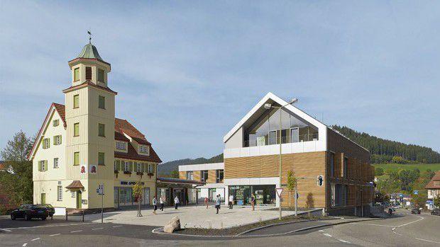 Gesundheitszentrum – Baiersbronn (2012)