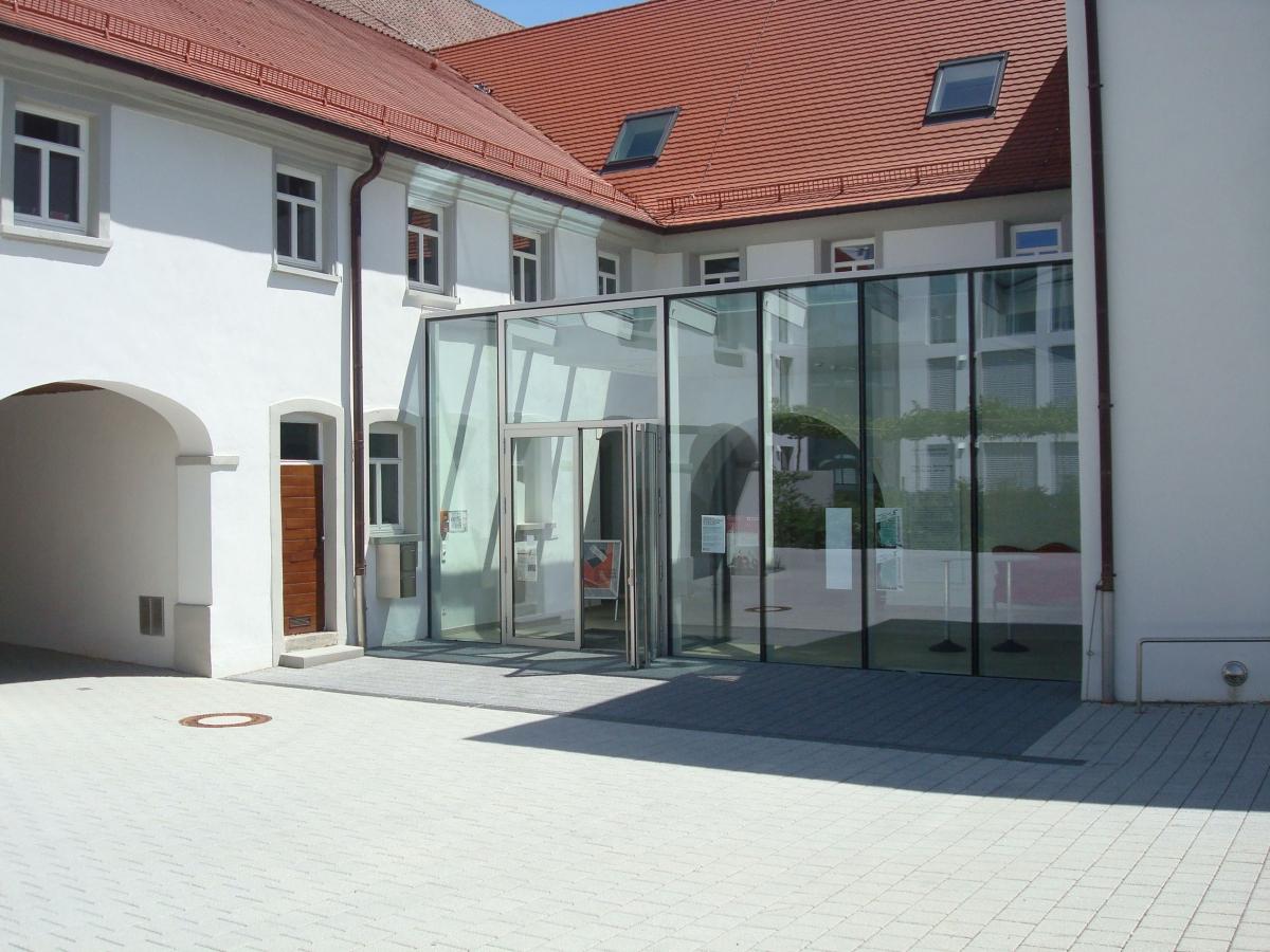 2012 Beispielhaftes Bauen Landkreis Sigmaringen Altes Kloster Bad Saulgau