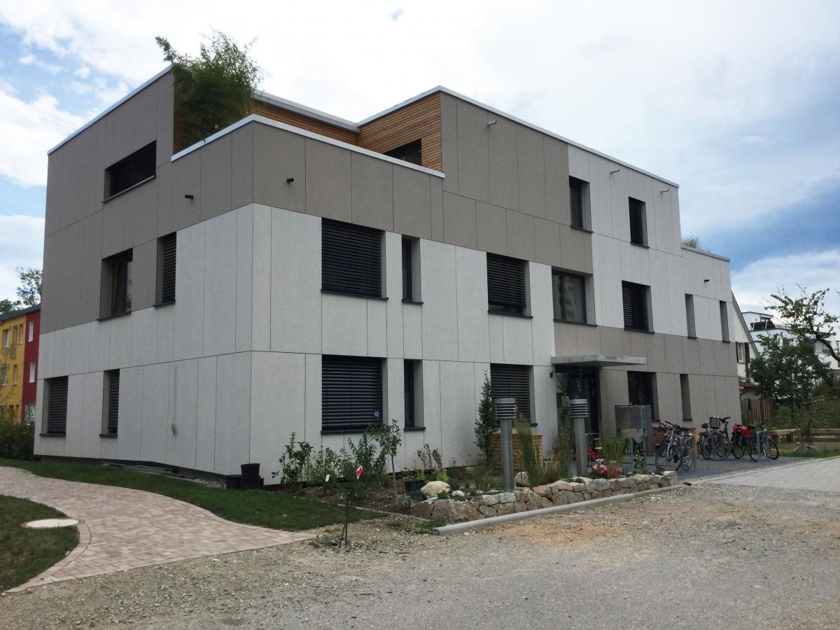 Mehrfamilienhaus BG19 Freiburg