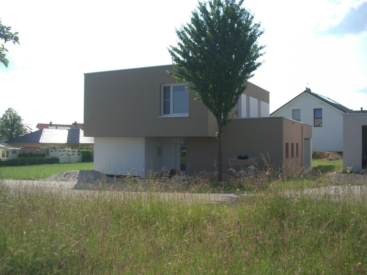 Neubau Wohnhaus / Pforzheim-Hohenwart / 2013