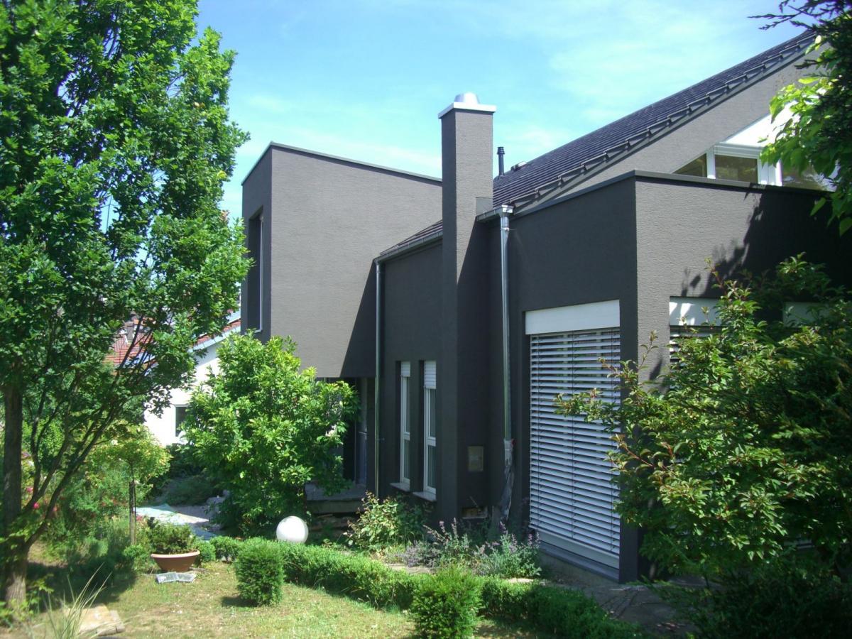 Dachumbau und Neugestaltung Wohnhaus / Niefern-Öschelbronn / 2015