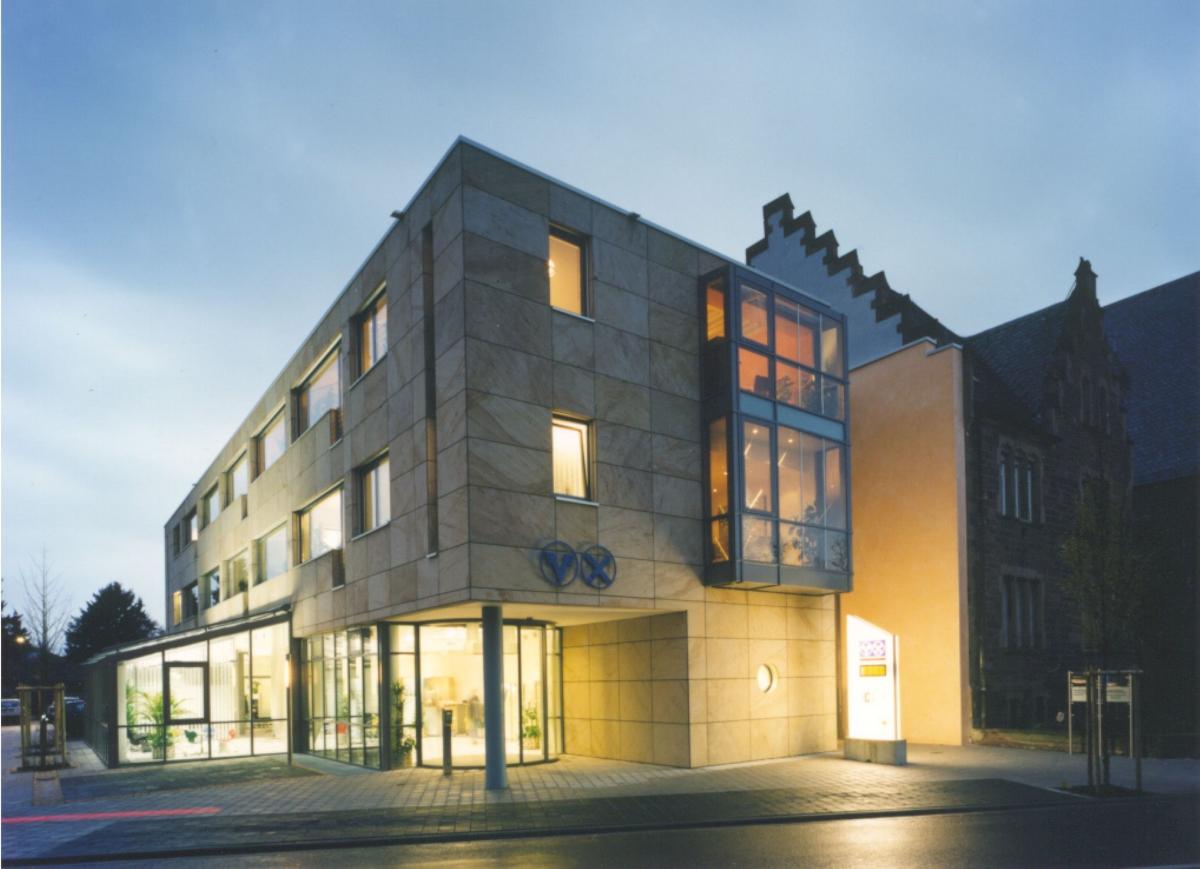 Bürogebäude, LP 1-9