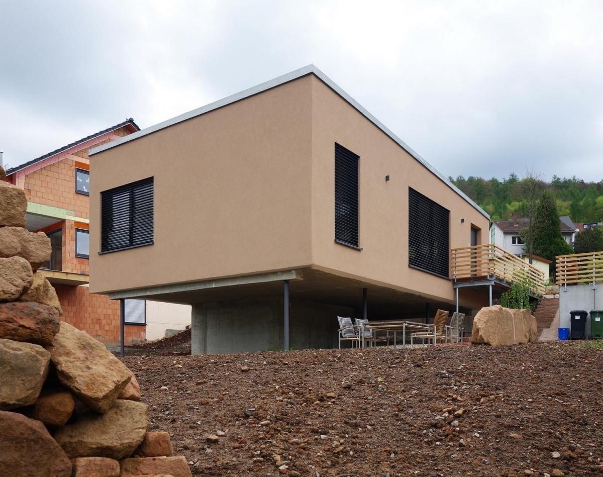 Kleinstes zertifiziertes Passivhaus Deutschlands