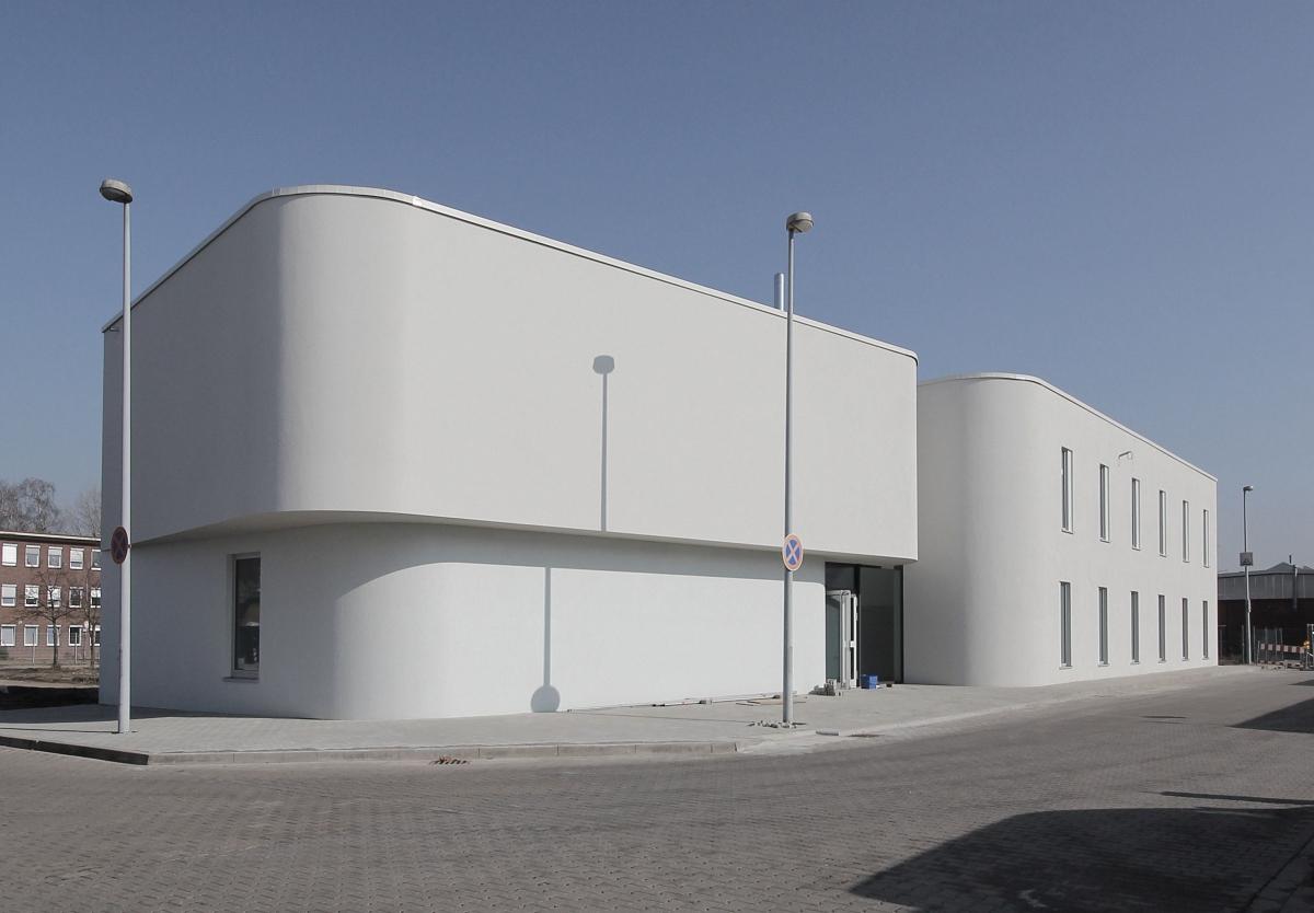 Neubau Sozialgebäude (2013)