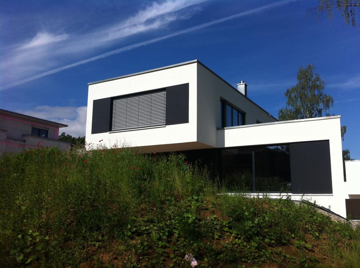 Neubau Wohnhaus / Pforzheim / 2011