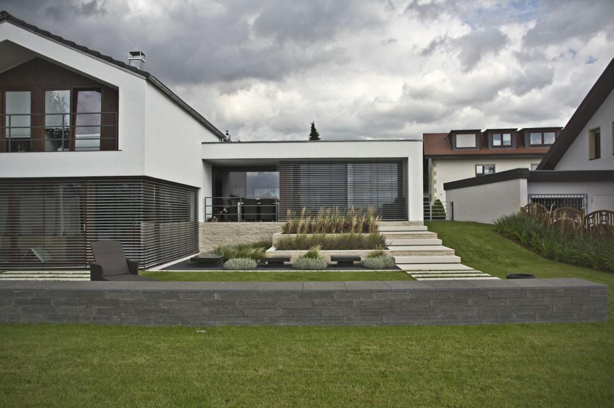 Umbau und Generalsanierung Wohnhaus / Eppingen-Mühlbach / 2009