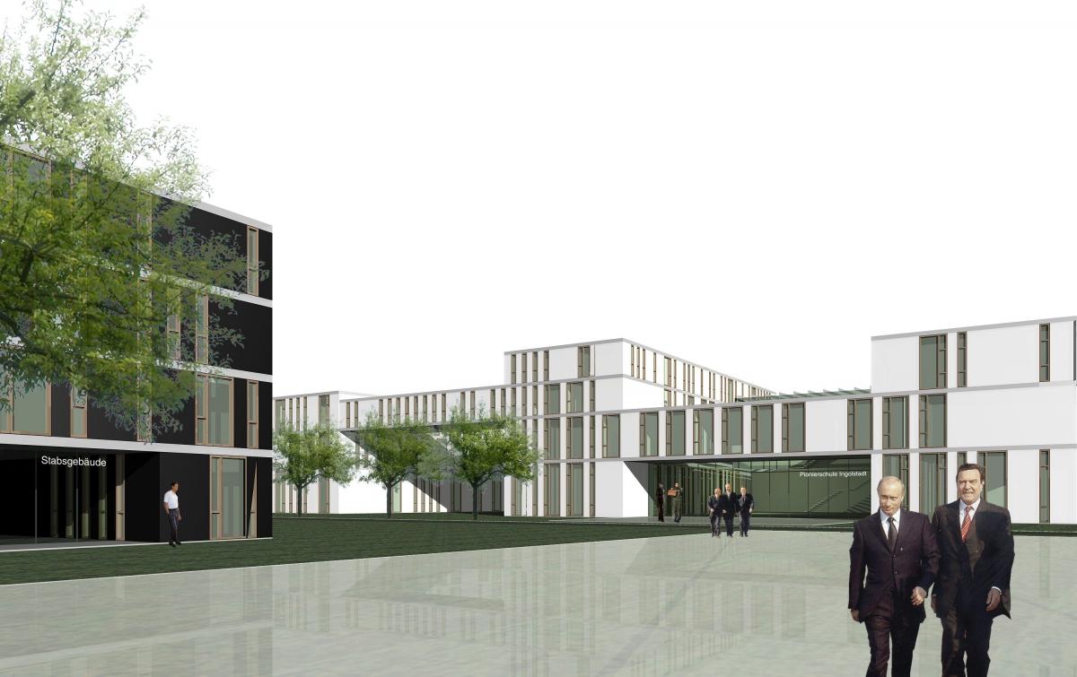 Bundeswehrschule Ingolstadt