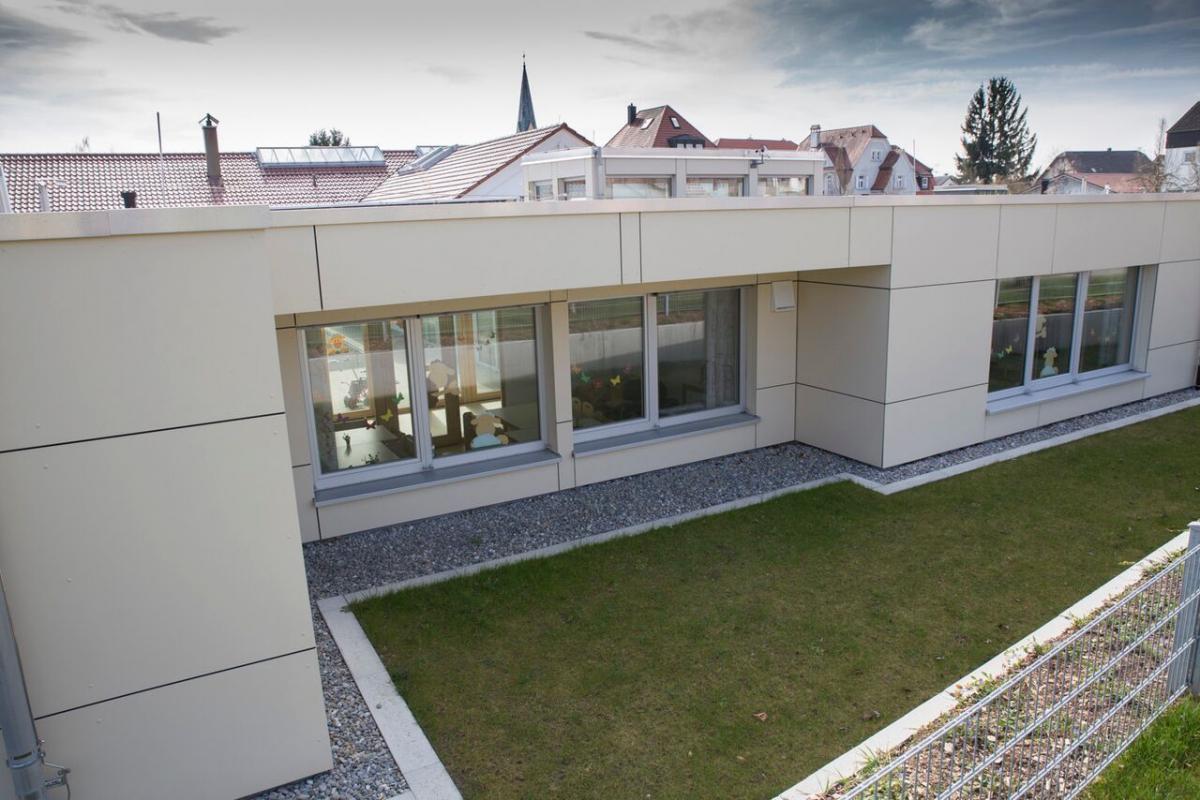 2013 Kindertagesstätte Altshausen
