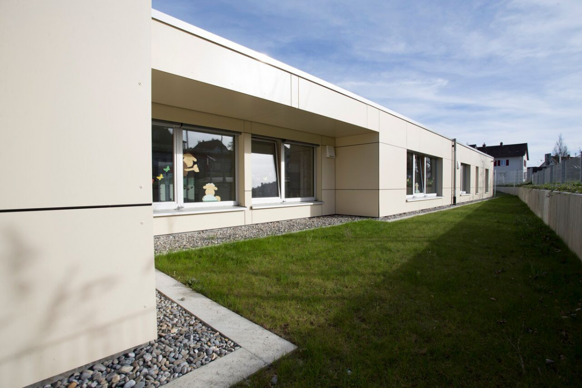 2012 Kindertagesstätte Altshausen