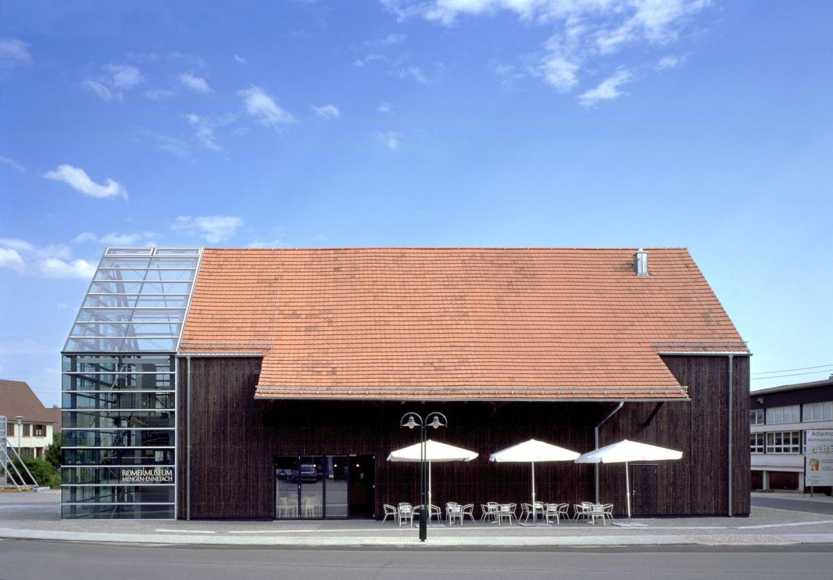 Archäologieförderpreis Baden-Württemberg Römermuseum Mengen - Ennetach