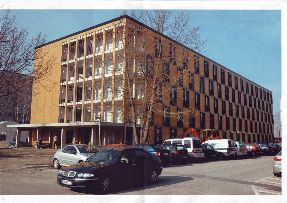 Studentenwohnheim Konstanz