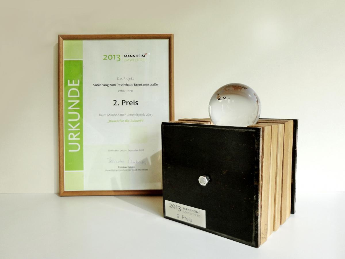 Umweltpreis Stadt Mannheim