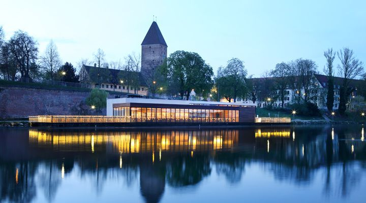 Bootshaus, Ulm