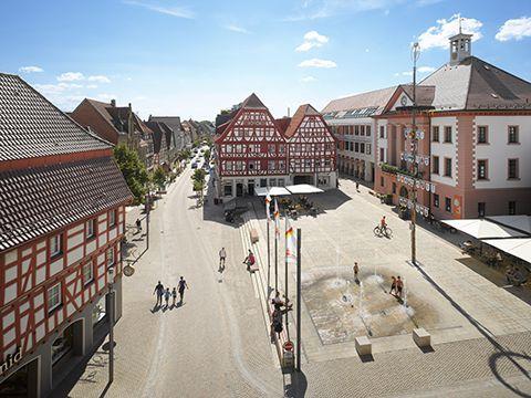 Belobigung, Sonderpreis Deutscher Städtebaupreis 2014 – Brettener Vorstadt in Eppingen