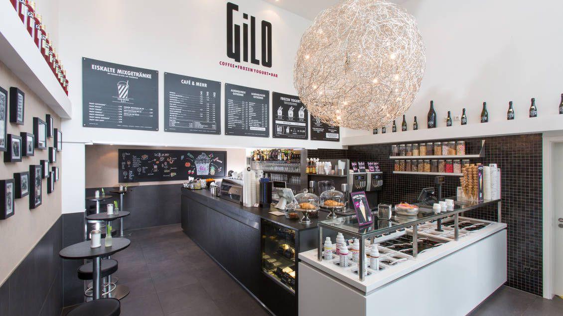 GiLO – Coffee · Frozen Yogurt · Bar in Göppingen