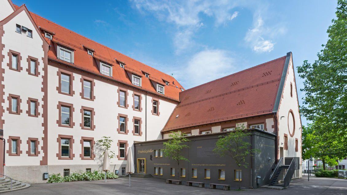 Schiller-Realschule in Göppingen