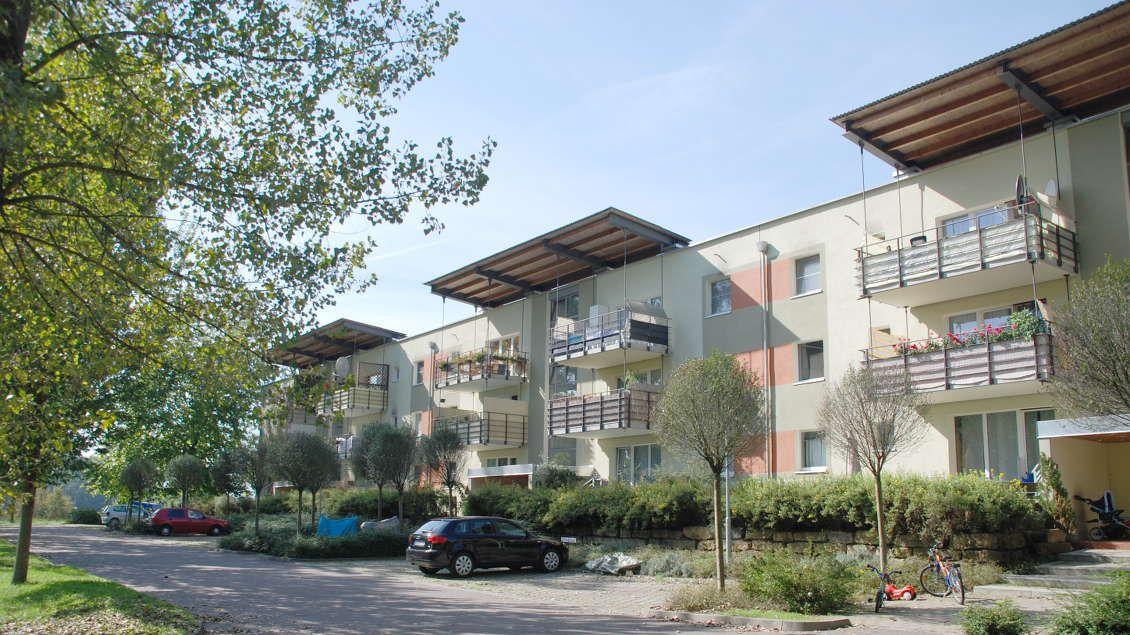 Wohngebäude Stauferpark 302 und 303 in Göppingen
