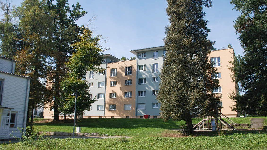 Wohngebäude Stauferpark 311 und 312 in Göppingen
