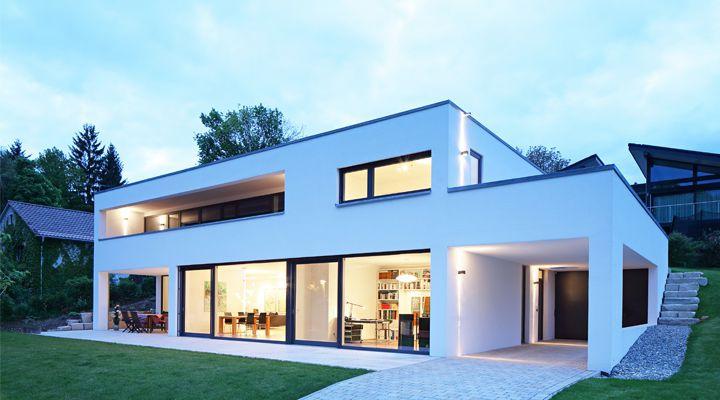 Haus B2, Blaustein