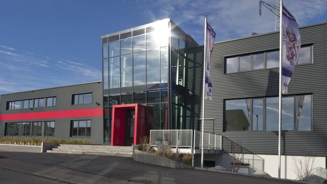 Distribution-Center der TelePart GmbH in Holzmaden