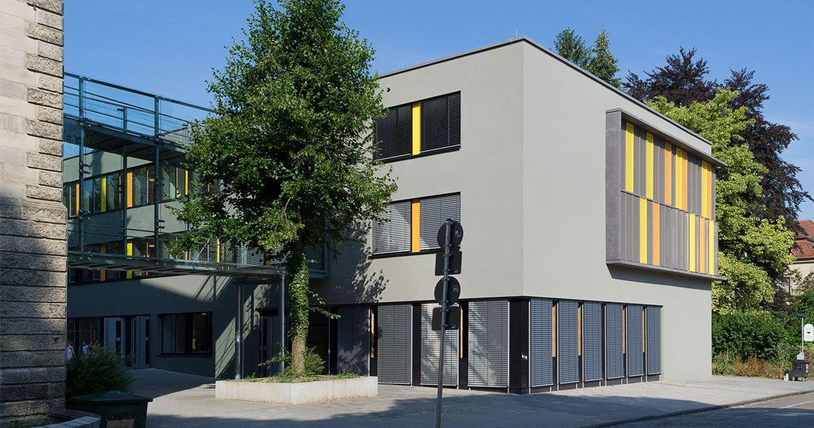 Beispielhaftes Bauen Ostalbkreis 2009-2014 – Parler Gymnasium Schwäbisch Gmünd