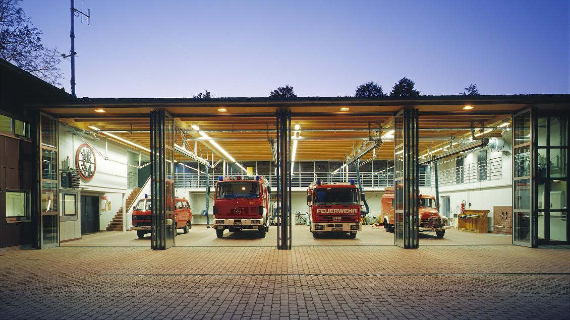Feuerwehrhaus in Rechberghausen