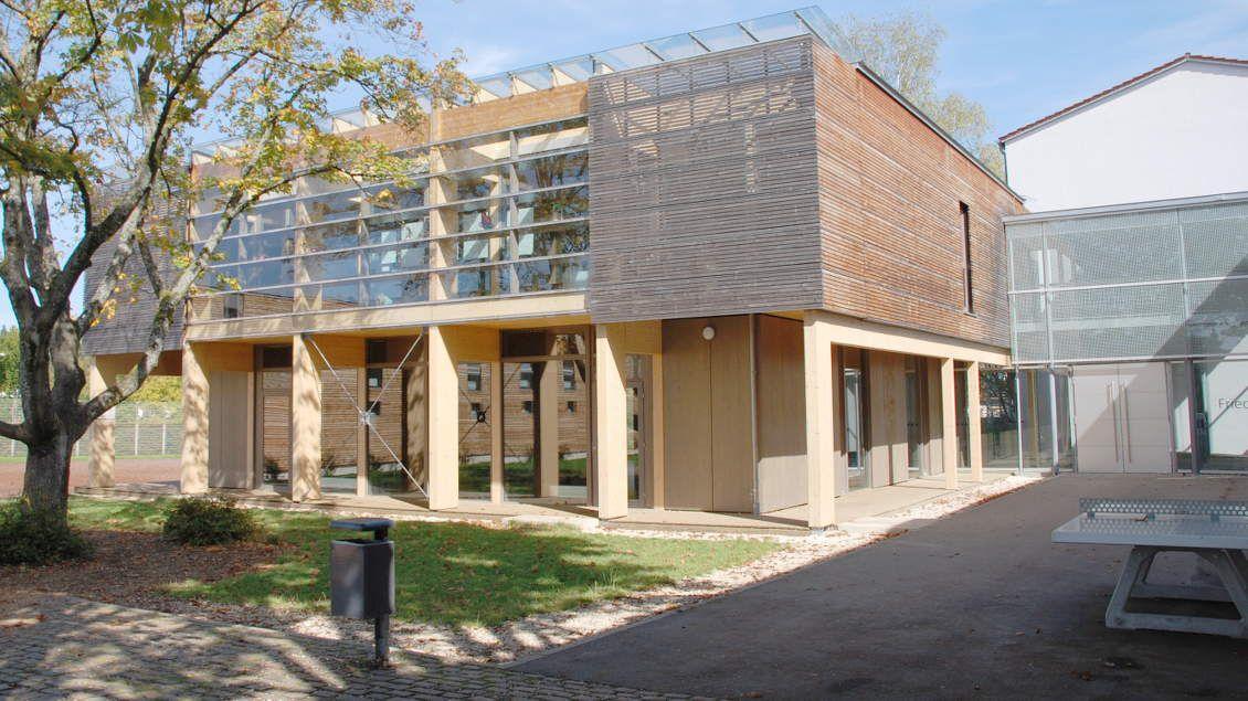 Friedensschule in Schwäbisch Gmünd-Rehnenhof