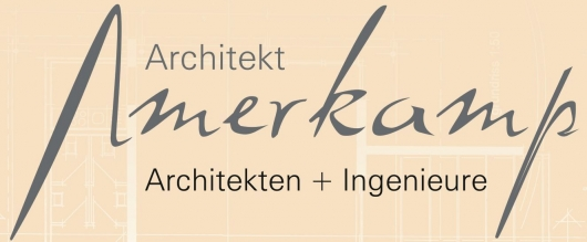 Logo Architekt André M. Amerkamp