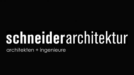 Logo schneiderarchitektur