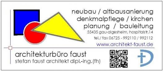 Logo Architekturbüro Stefan Faust