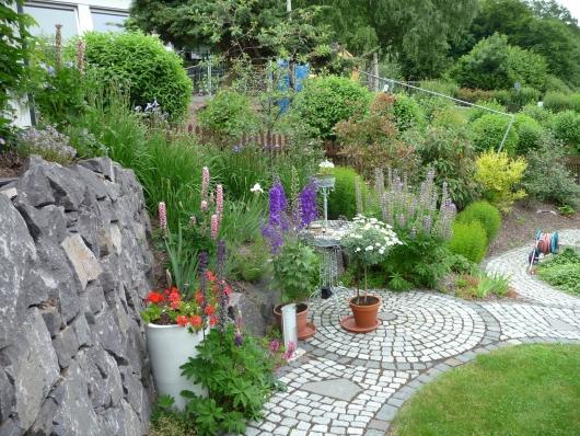 Logo Büro für Gartenarchitektur