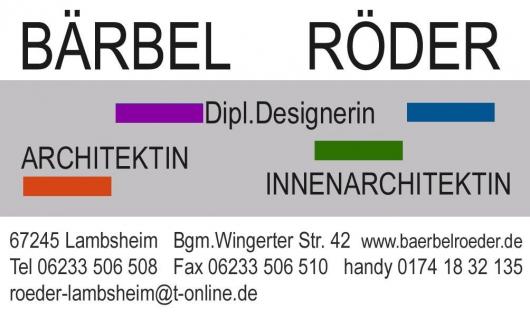 Logo Bärbel Röder