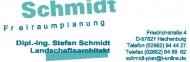 Logo Schmidt Freiraumplanung