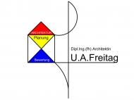 Logo Ulrike A. Freitag