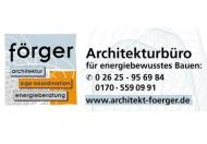 Logo Architekturbüro Förger