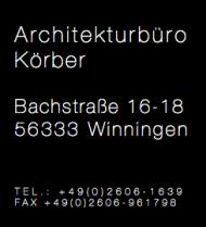 Logo Architekturbüro Körber