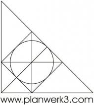 Logo Architekturbüro und Energieberatung Planwerk 3