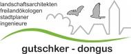 Logo gutschker-dongus Landschaftsarchitekten