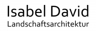 Logo Isabel David Landschaftsarchitektur