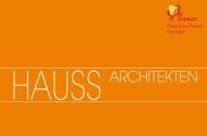 Logo HAUSS ARCHITEKTEN