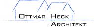 Logo OHA - Ottmar Heck Architekt
