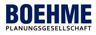 Logo BOEHME Planungsgesellschaft