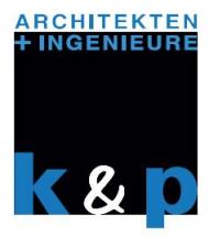 Logo k&p architekten